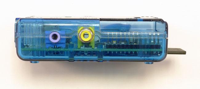 SB Components Raspberry Pi case