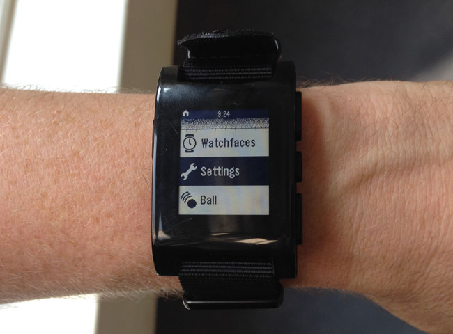 how to program a smart watch