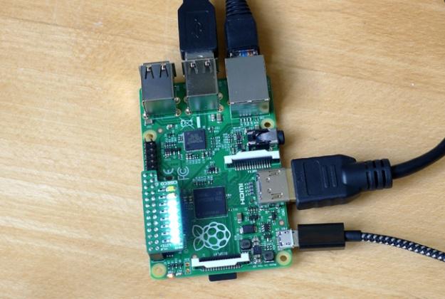Raspberry Pi B+ and Pi_liter