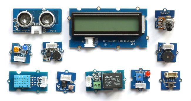 GrovePi+ Starter Kit