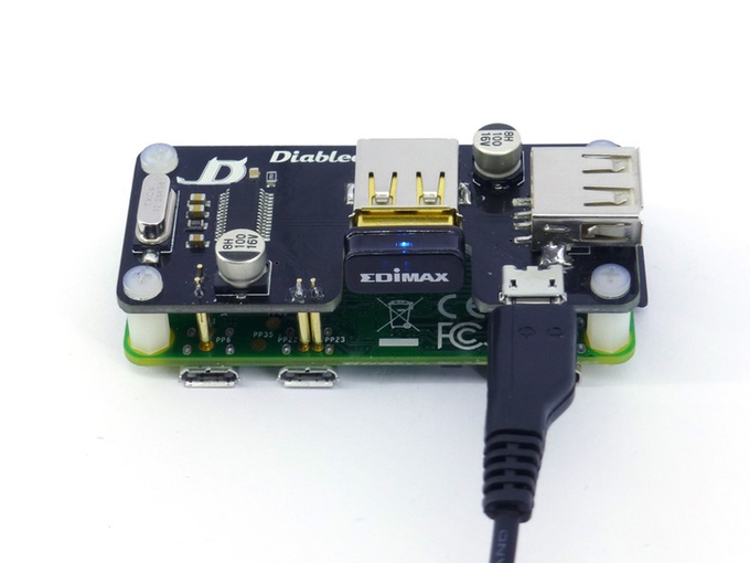 Diableco USB Shoe
