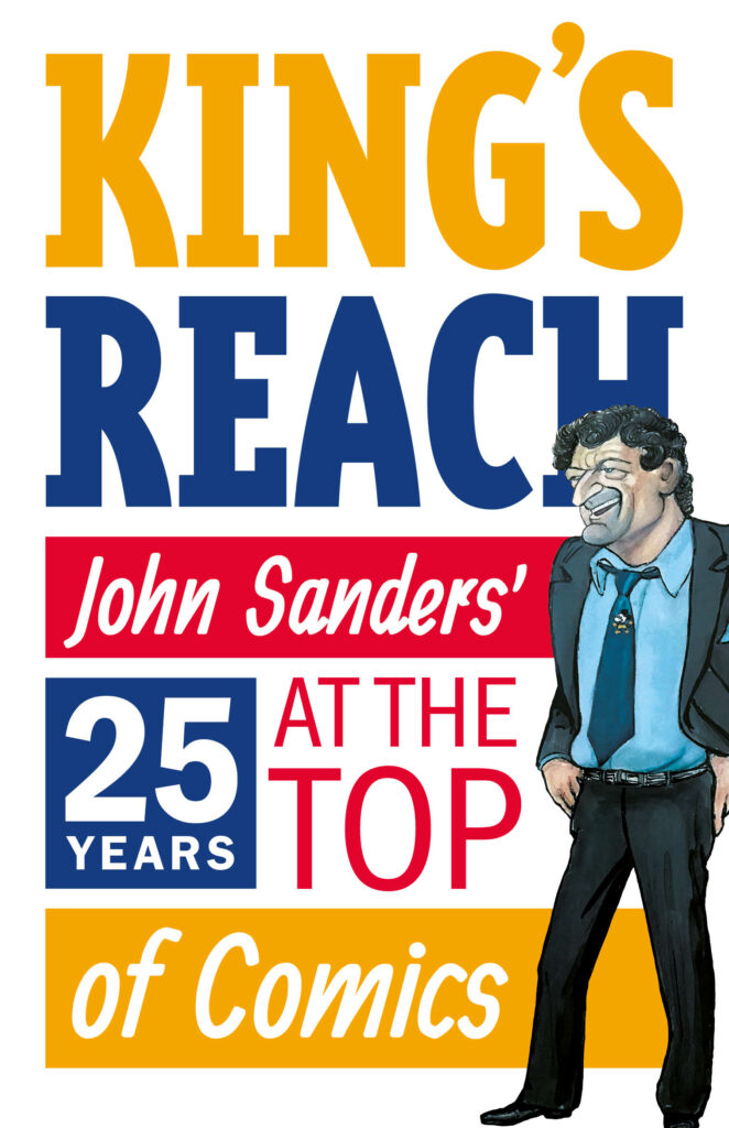 John Sanders' memoir, King's Reach