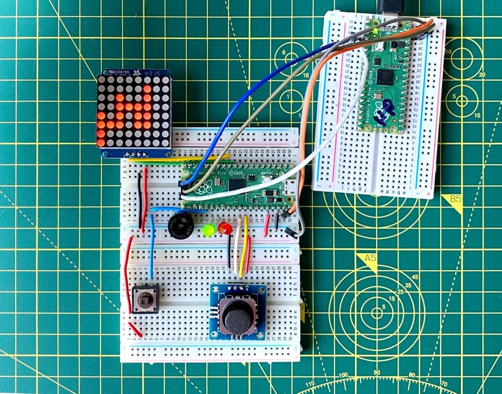 The game circuit board