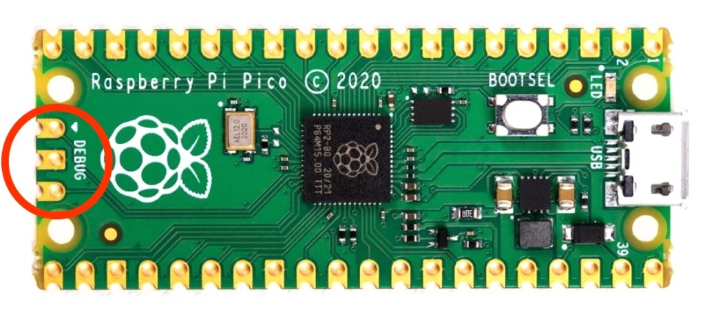 The Raspberry Pi Pico